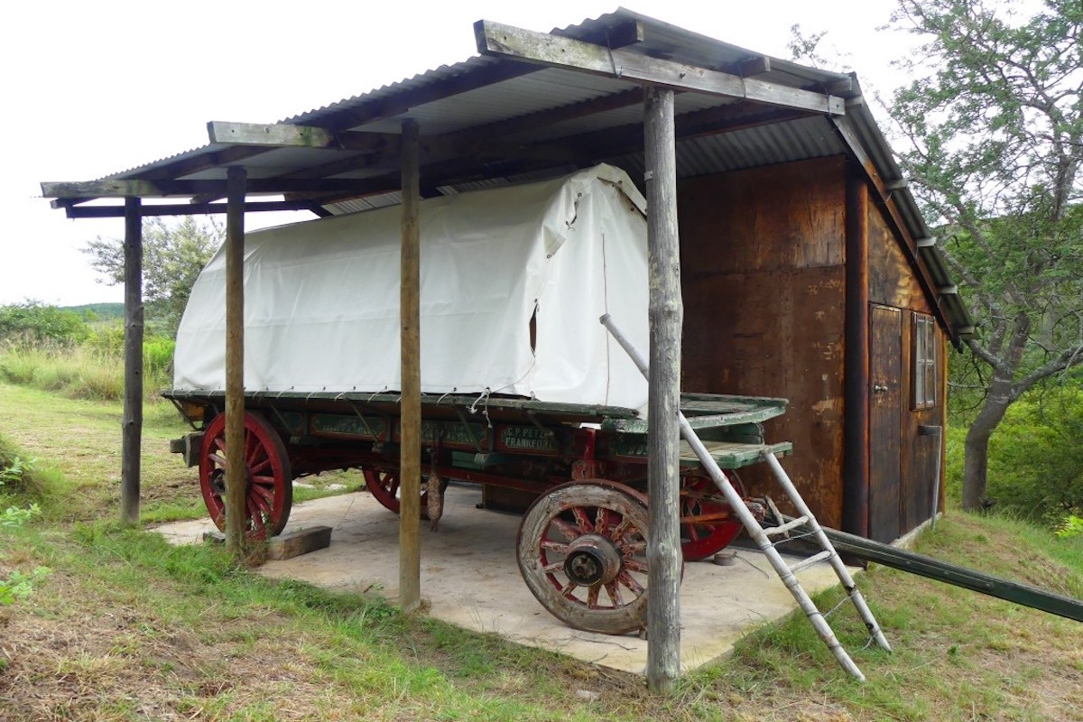 Bergrivier-Wagon-Tent